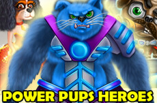 Power Pup Heroes